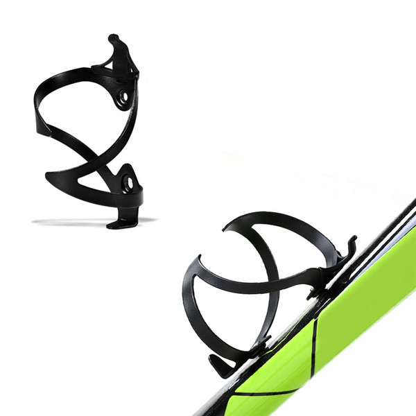 Aluminum Alloy Mountain Bike Water Bottle Cage 33g Bicycle Cycling Drink Water Bottle Rack Holder Bike Accessories #243311
