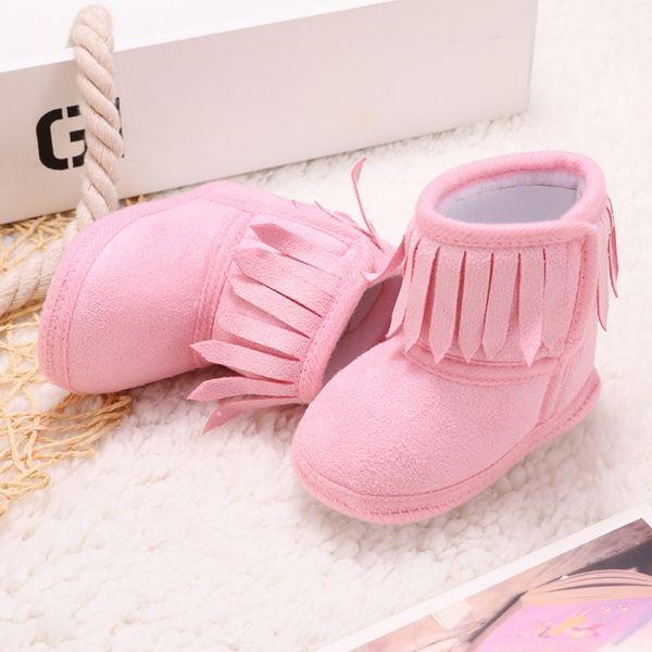 venta en línea imágenes oficiales gran selección de Compre Venta Caliente Botas Recién Nacidas Invierno Cálido Botas Para La  Nieve Zapatos Para Bebés Recién Nacidos Zapatos Para Bebés Recién Nacidos  ...