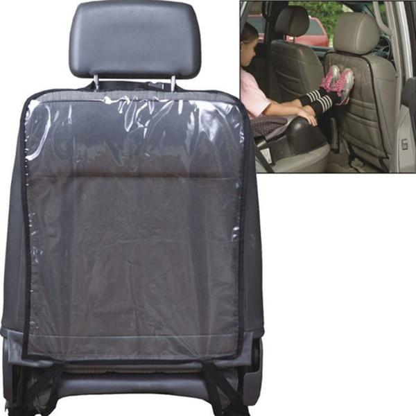 VODOOL Asiento de coche Protector de la contraportada para niños Niños Bebé Patada de patada De Mud Dirt Clean Fundas de asiento de carro Automóvil Patada