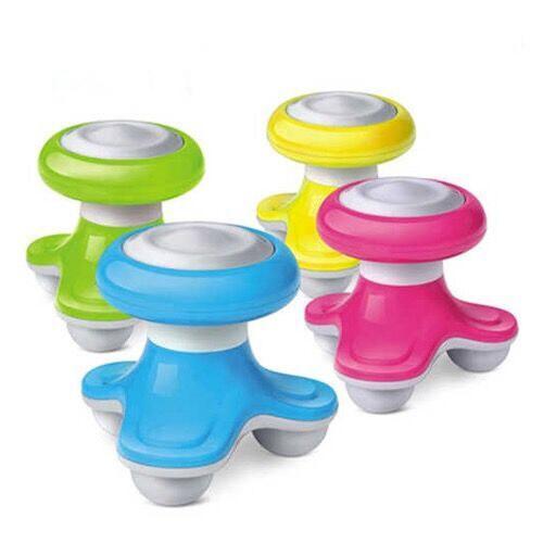 Mini Elektrisch behandelte Welle Vibrationsmassagegerät USB-Batterie Ganzkörper-Kopf-Nacken-Rückenmassage Ultrakompaktes Leichtgewicht tragbar