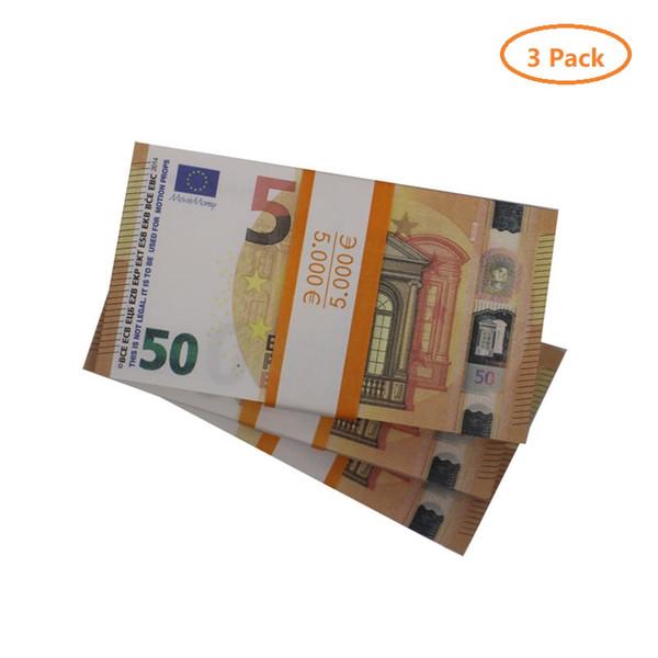 50 euros (3pack 300pcs)