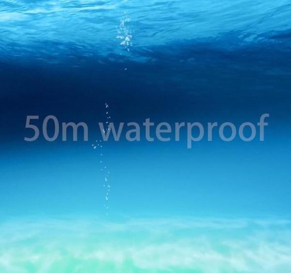 50M frais imperméable à l'eau