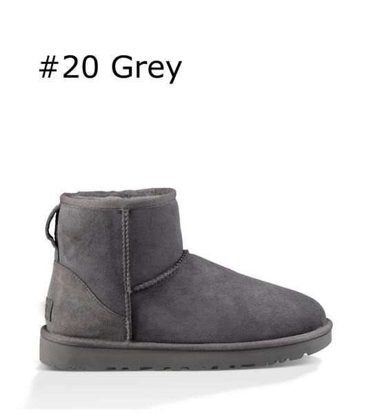 20 Grey classic mini