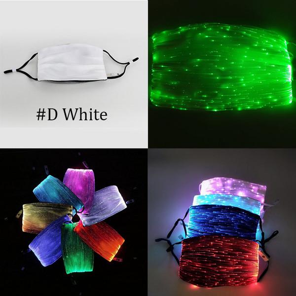 # D الأبيض