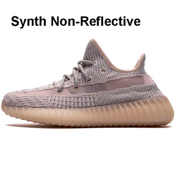 Synth nicht reflektierend