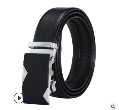 Big large buckle genuine leather belt with box designer belts men women high quality new mens belts luxury belt free shipping a4