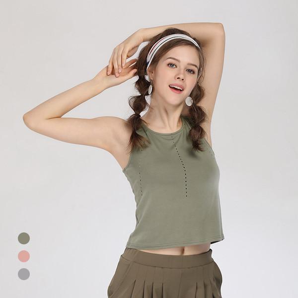 In Yoga-Kleidung weiblicher hohler Sport Ärmel weibliche elastisches dünnes schnell trocknend Fitness Shirt