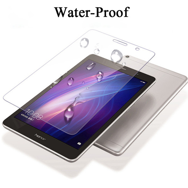 best selling 100pcs lot 0.3mm Thin 9H Hardness Anti-Scratch Tempered Glass Screen Protector For Huawei MediaPad T3 8.0 KOB-L09 W09