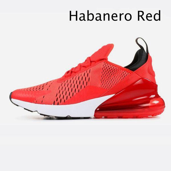 Habanero Red