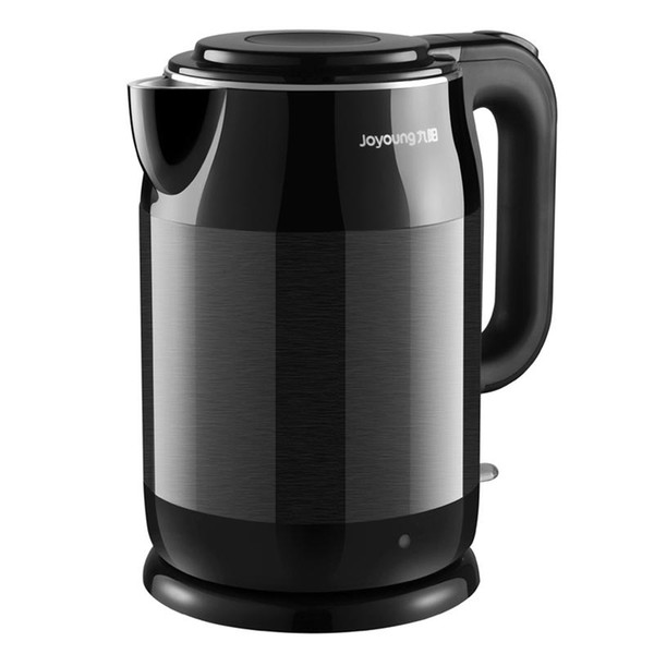 2019 New Joyoung Household Electric Kettle 1 7l Stainless Steel Water Boiler Double Anti Scalding 8 Hours Insulation Teapot 220v From