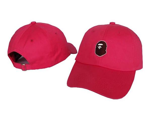 Lüks Şapkalar Tasarımcı Kapaklar Mens Womens Beyzbol Şapkası Adam Kadın Marka Kap Ayarlanabilir Moda Katı Nakış Şapkalar 6 Renkler Yüksek kalite