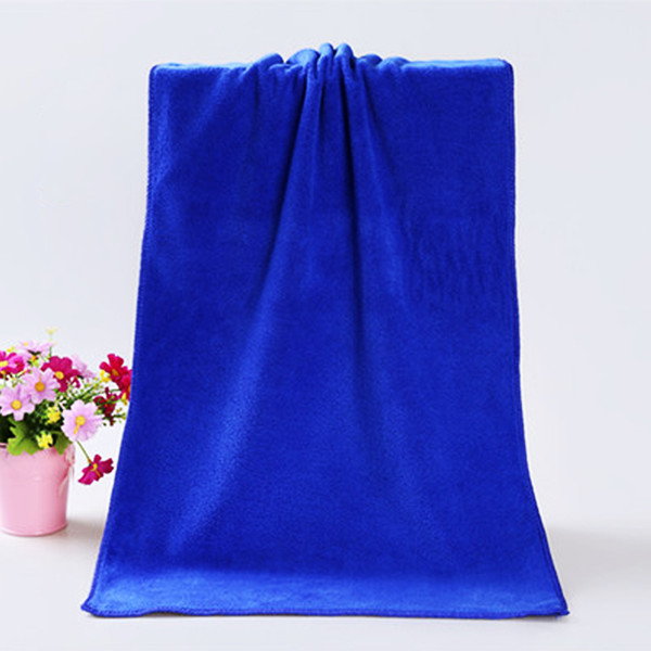 High Quality Thick Adult Bathroom Super Absorbent Quick-drying Microfiber Thick Bath Towel Bath Robe Hair Towel Hot