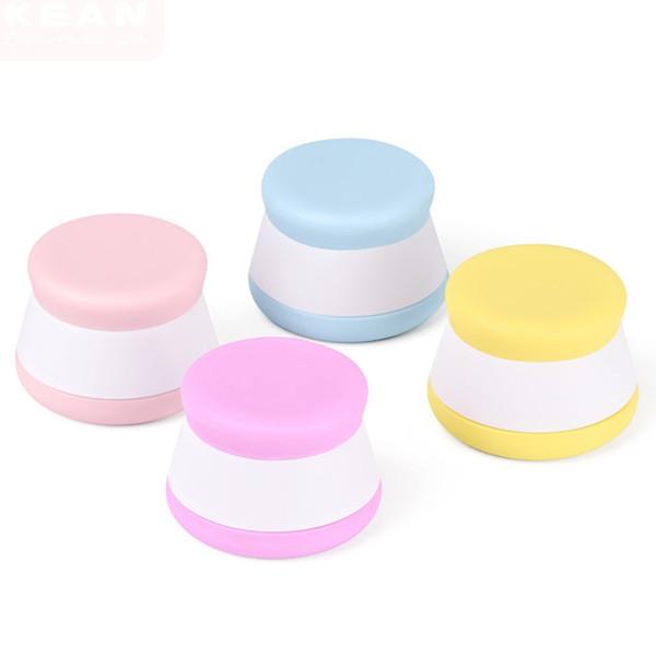 Récipient portatif de bouteille de voyage, bouteille d'accessoires de cosmétique de voyage anti-fuite de 20 ml, choix parfait à court terme