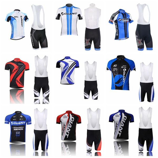 2018 new GIANT pro team cycling jersey Bisiklet team sport suit bike maillot ropa ciclismo Bicycle MTB bicicleta clothing set 90721J