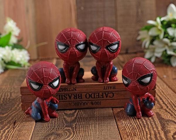 Spider Man (Random Posture)