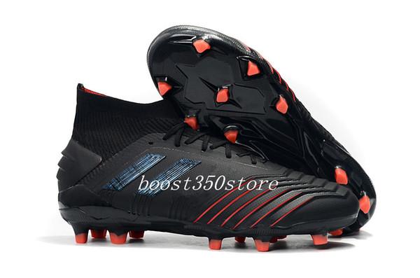 Acquista 2019 New Soccer Cleats Archetic Predator 19 FG Misura 39 45 Scarpe Da Calcio All'aperto Alte Alla Caviglia Impermeabili A $50.77 Dal