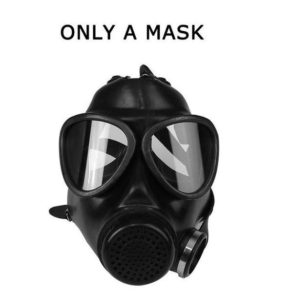 Sólo una máscara