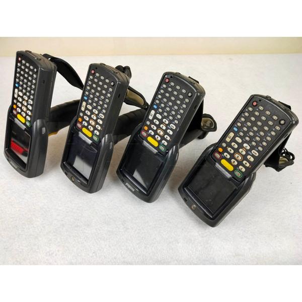 10PCS For Motorola Symbol MC3090 MC3090G MC3090-GU0PBCG00WR 1D Laser 48Key Mobile Computer PDA Barcode Scanner Used