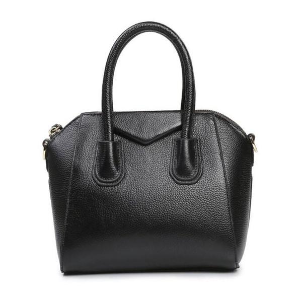 2019 Casual Tote Frauen Umhängetaschen Aus Echtem Leder Frauen Taschen Weibliche Handtaschen Mode Crossbody Bagsd322 #