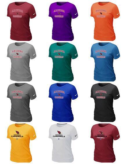 La nueva tendencia Arizona Cardinals Sideline Legend Pro Line de Fanatics Camiseta retro con logo policromado
