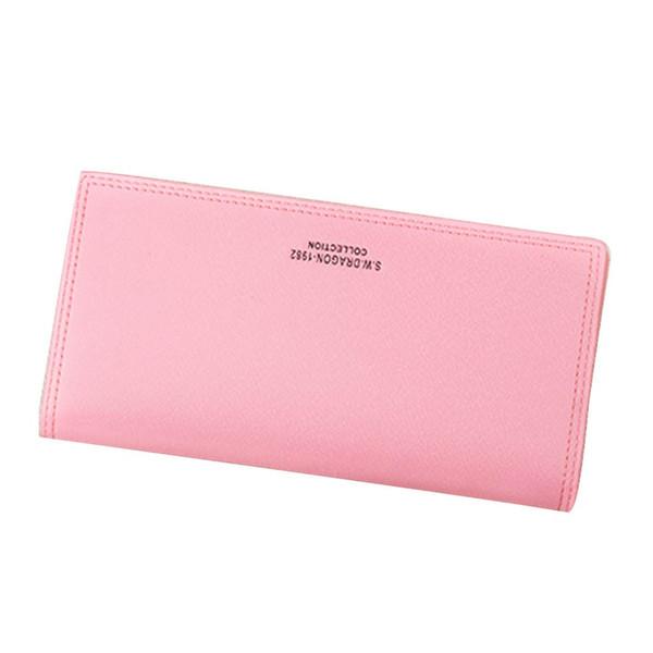 Hillsionly kadın cüzdan Uzun Mektup baskı Bayanlar Çantalar Sikke çanta Kart Sahibinin Cüzdan Debriyaj Para Çanta Cüzdan billetera mujer