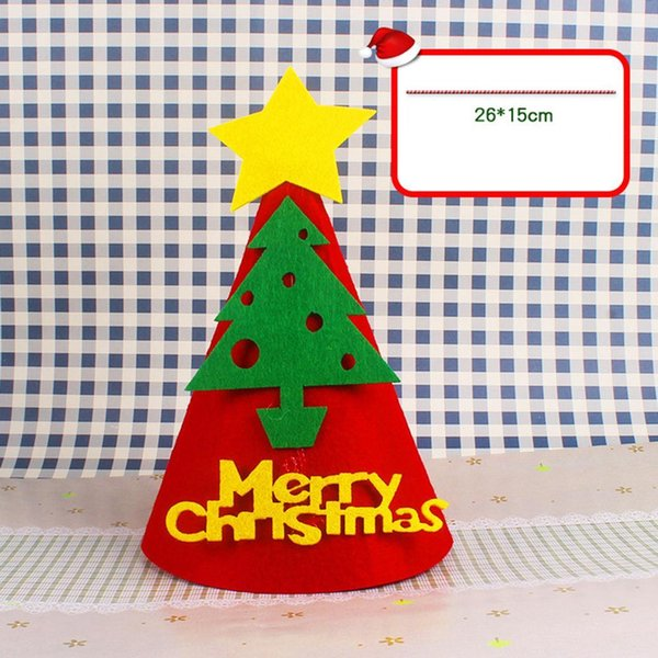 red christmas tree one size