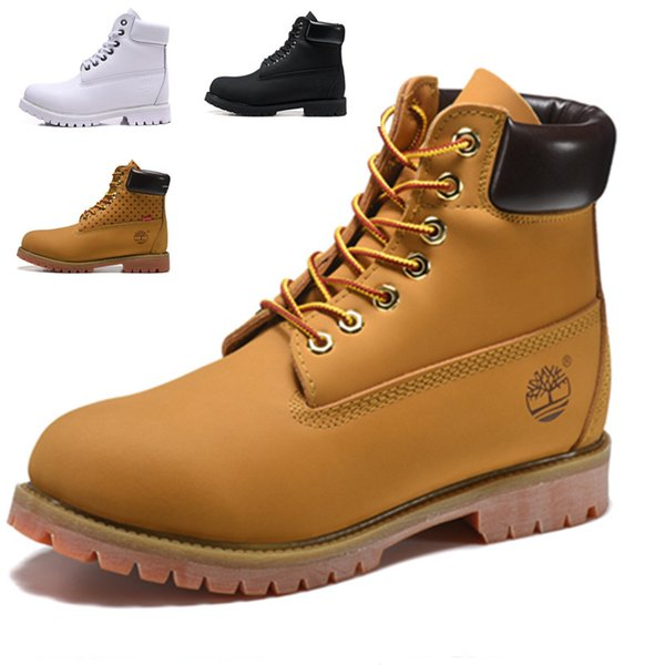 reliable quality top brands online for sale Designer Boots Men Women Winter Boots Yellow Black Sneakers TBL Mens Womens  Casual Outdoor Trainers Shoes Luxury Boot Size 36 45 Wide Calf Boots Ariat  ...