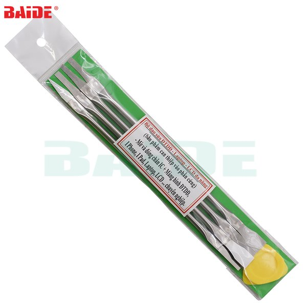5 in 1 IC Chip Repair Thin Blade Tool CPU Remover for iPhone Processors NAND Flash Mainboard Repair Tool