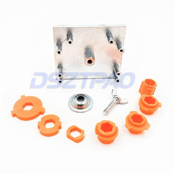 Mounting Plate Mould