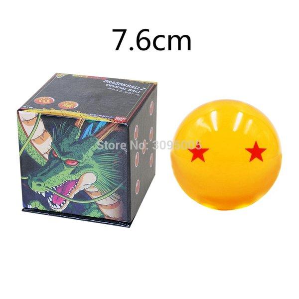 7,6 centímetros O 2S Com Box