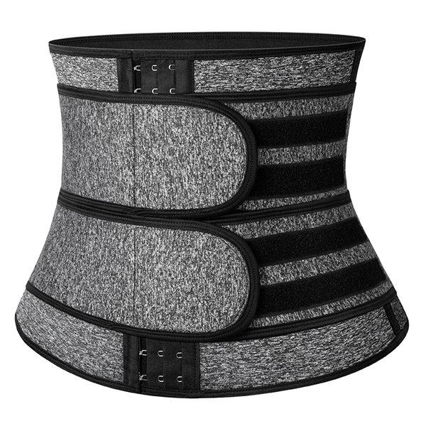 Crochet Gray-3 2 ceinture