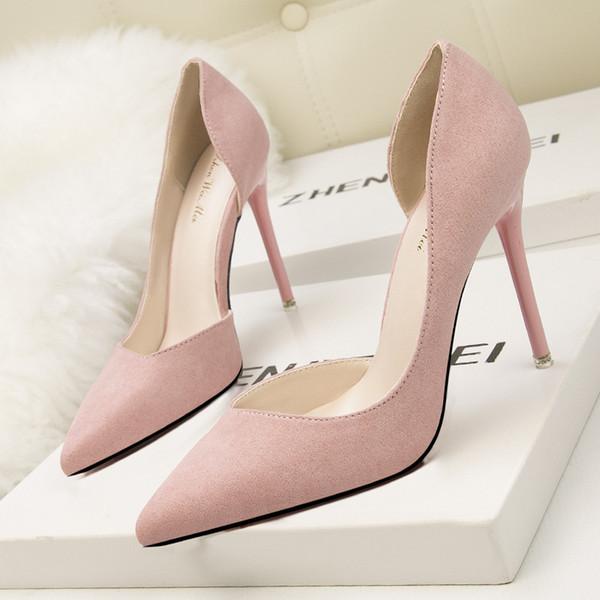 분홍색 10CM