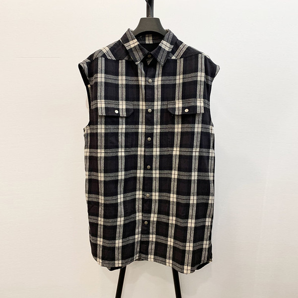 قمصان بلا أكمام