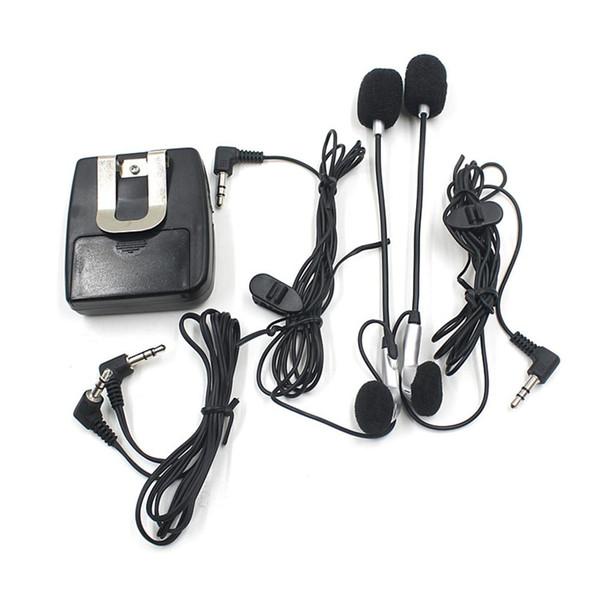 Adeeing Helm Walkie Talkie Handmotorradhelm Gegensprechanlage Tragbar Vorne Hinten Kommunikation Walkie Talkie r30