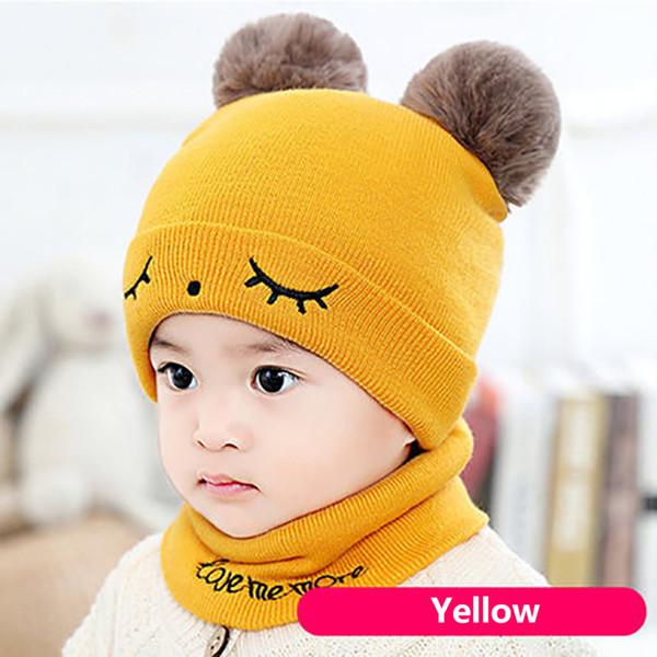 Eyes yellow