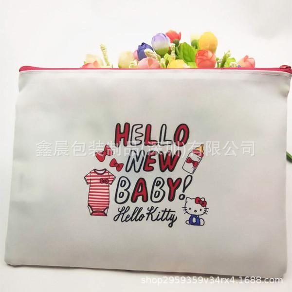 2018 Le nouveau sac d'embrayage dames sac d'embrayage sac d'embrayage à glissière multifonctionnelles haute capacité nouvelle mode au Japon et en Corée du Sud