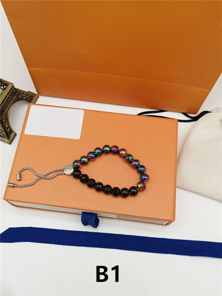 best selling Chain Bracelet Fashion Bracelets for Man Woman Jewelry Adjustable Chain Bracelet Fashion Jewelry 5 Models Optional