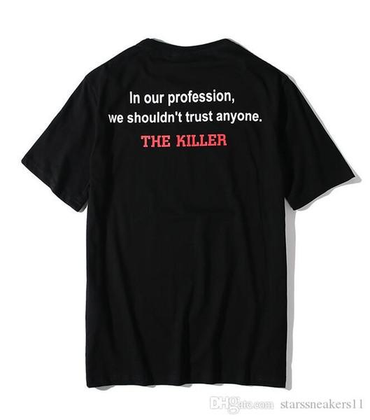 Nuevo Diseñador de moda para hombre Camisetas Tops de verano Camiseta de marca Marca de ropa para hombre Camiseta de manga corta Hombres Camisetas Mezcla de algodón Camiseta casual5