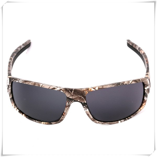 Outdoor Eyewear Sunglasses With Camouflage Frame Polaroid Men Women Fashion Glasses Perfect For Driving Hunting Fishing Boating