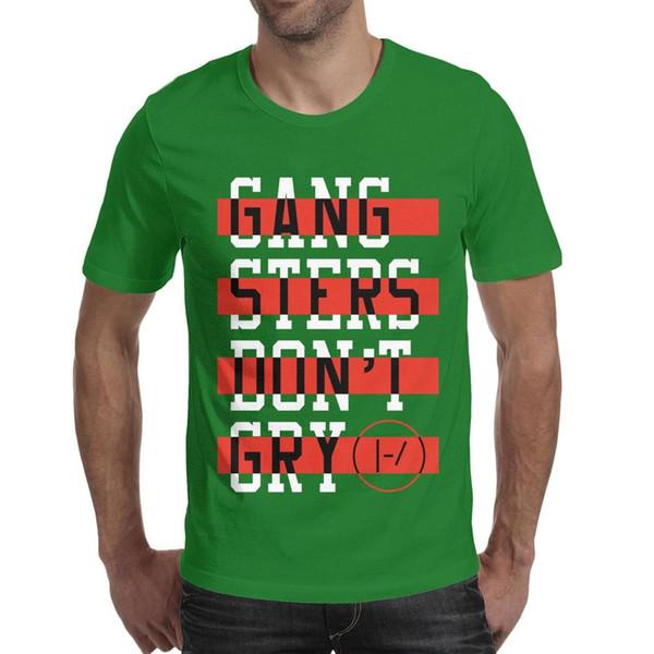 Twenty One Pilots 21 Logo 2019 Summer Designer T Shirt For Men champion funny graphic tees shirts