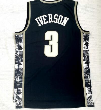 Iverson 3 Siyah