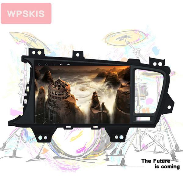Android 9.0 GPS per auto lettore DVD multimediale di navigazione per Kia K5 Optima 2011 2013 12-15 Navi RDS Radio Video Audio Stereo Sistema
