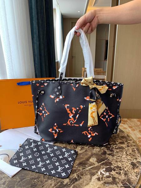 2019 anni caldi nuovi vintage tote bag PU donne borsa a tracolla femminile retrò borse causali quotidiani signora elegante shopping bag