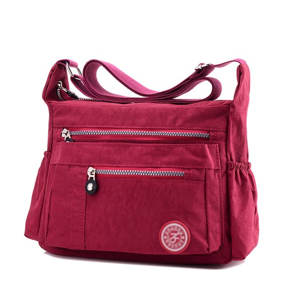 2019 New Fashion Women's Messenger Bags Shoulder Bags Vintage Ladies Bags Casual Crossbody Bolsos Borse Pt1094