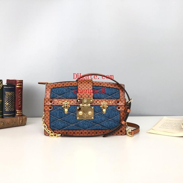 Kadın çanta moda deri crossbody çanta tote en kaliteli kadın sırt çantası marka omuz çantaları splice cüzdan femme Çanta