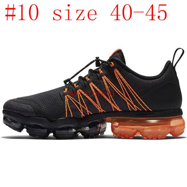 #10 Black Orange size 40-45