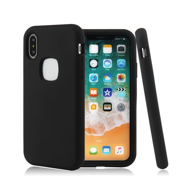 Wholesale High Quality 3 in 1 Hybrid Defender Phone Cases For iPhone XR XS MAX 8 7 6 Plus Samsung S9 Plus Note 9