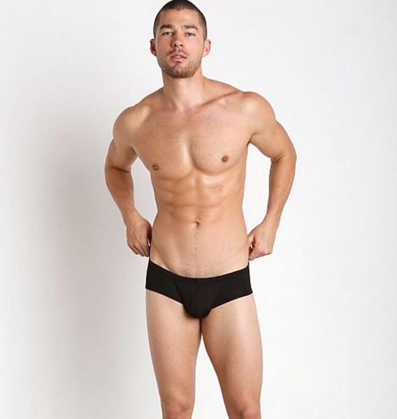 Pantaloni bassi a vita bassa in puro cotone per uomo
