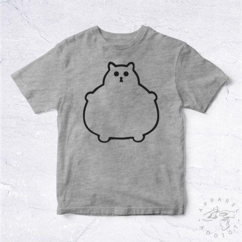 NEW Tee Shirt Cute Bear BIO Animal Polar Fat Hungry Sloth Chill Cartoon Kid Men Women Unisex Fashion tshirt Free Shipping black