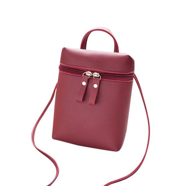 Women's Girls Handbags Fashion Women Crossbody Bag Shoulder Bag Messenger Bags Drop Shipping Coin Phone Bags Bolsa Feminina